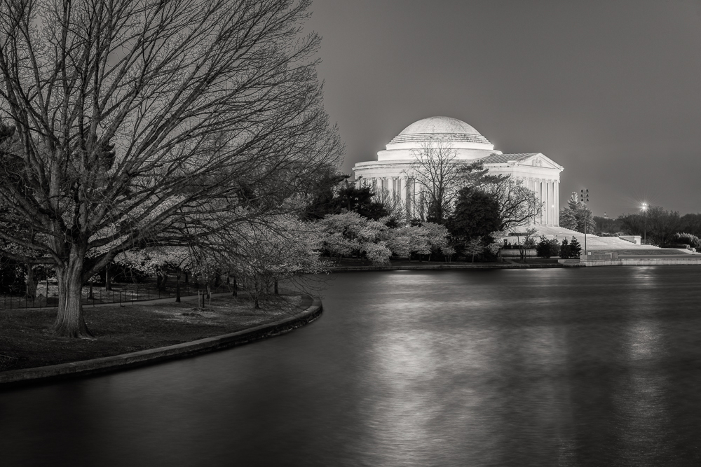 Jefferson at Dawn II