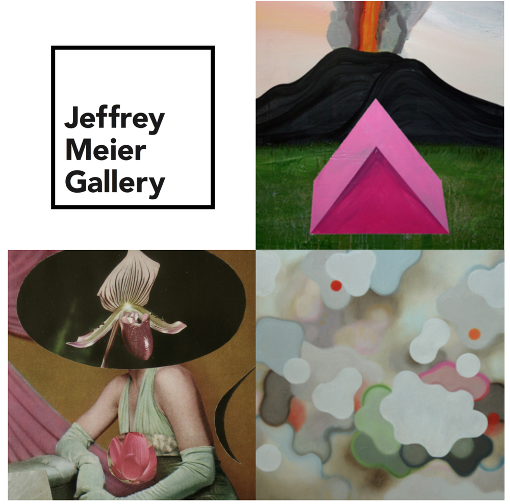 May Day - Group Show, Jeffrey Meier GalleryMay 2015