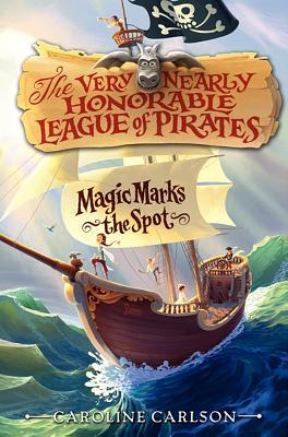 September 2015   A copy of  The Very Nearly Honorable League of Pirates  plus pirate tattoos!
