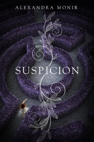 January 2016 - A copy of Suspicion plus a journal!