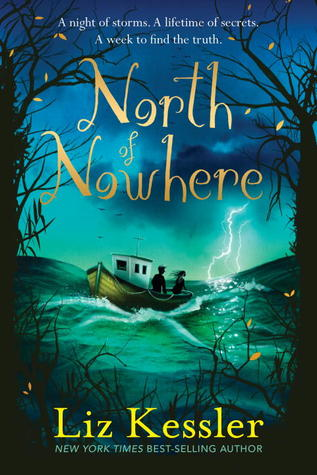 August 2015 - A copy of North of Nowhere plus a journal!