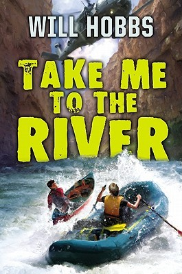 November 2015 -  A copy of  Take Me to the River  plus a signed bookmark!