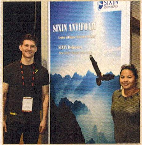 Joe and Phung featured in the TAPPI Times at PaperCon 2015.