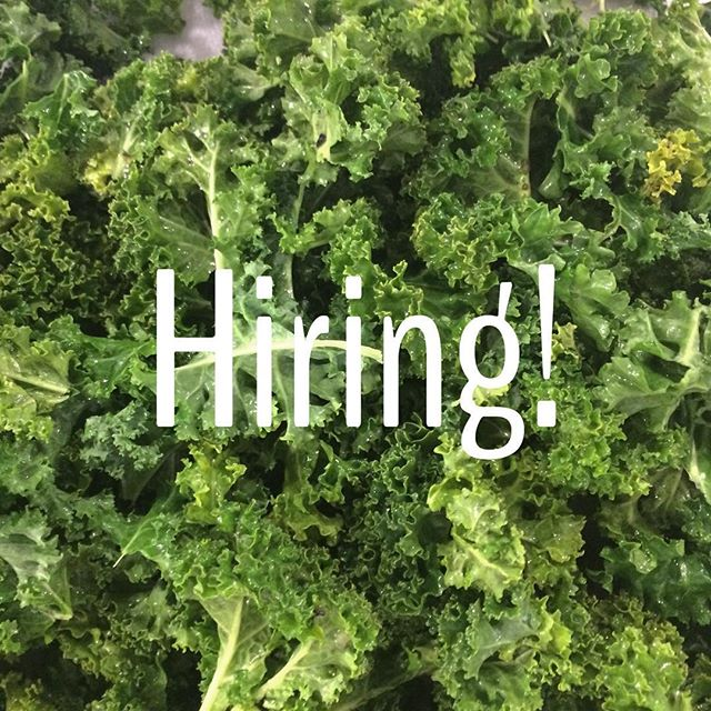 We are looking to add to our tribe!  Looking to fill a part time juicing position, hours are typically 16-20 hours per week, during evenings.  Must be able to work efficiently and independently, likes to hang out with fruits and veggies, cares about the benefits of cold pressed juice, can comfortably lift 40lbs and has attention to detail.  Email us why we should hire you to: info@sexyjuice.ca  Talk soon! ✌🏻️