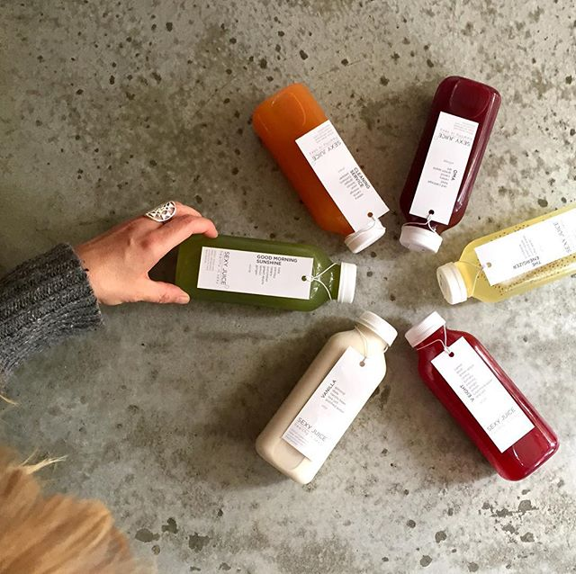 It's spring detox time! We have teamed up with @OliveandRubyCafe/+@UrbanBodyOrganics + @Elementswellnesscentre for an amazing Detox package giveaway! This package (valued at over $200) includes a 1-day SexyJuice cleanse, an @elementswellnesscentre signature acu-detox treatment (with @lifeaskellitaylor) plus, a bottle of @Urbanbodyorganics Detox Hydrating Body Oil.  To enter:  1. Follow @oliveandrubycafe @lifeaskellitaylor @Elementswellnesscentre @UrbanBodyOrganics @sexyjuiceme  2. 'Like' the contest post on the Olive + Ruby instagram page. Plus, as a BONUS... Tag a friend you think would be interested and if you win the contest they will also get a 1-day juice cleanse  Spring cleaning time!