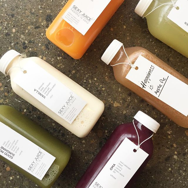 Monday :: choose your weapon All stocked up at @oliveandrubycafe . . #yvr #coldpressed #drinkyourveggies #vancouverjuice #healthyissexy