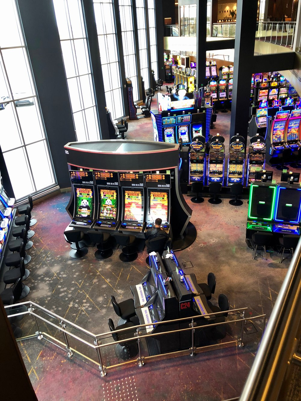 Gaming Floor