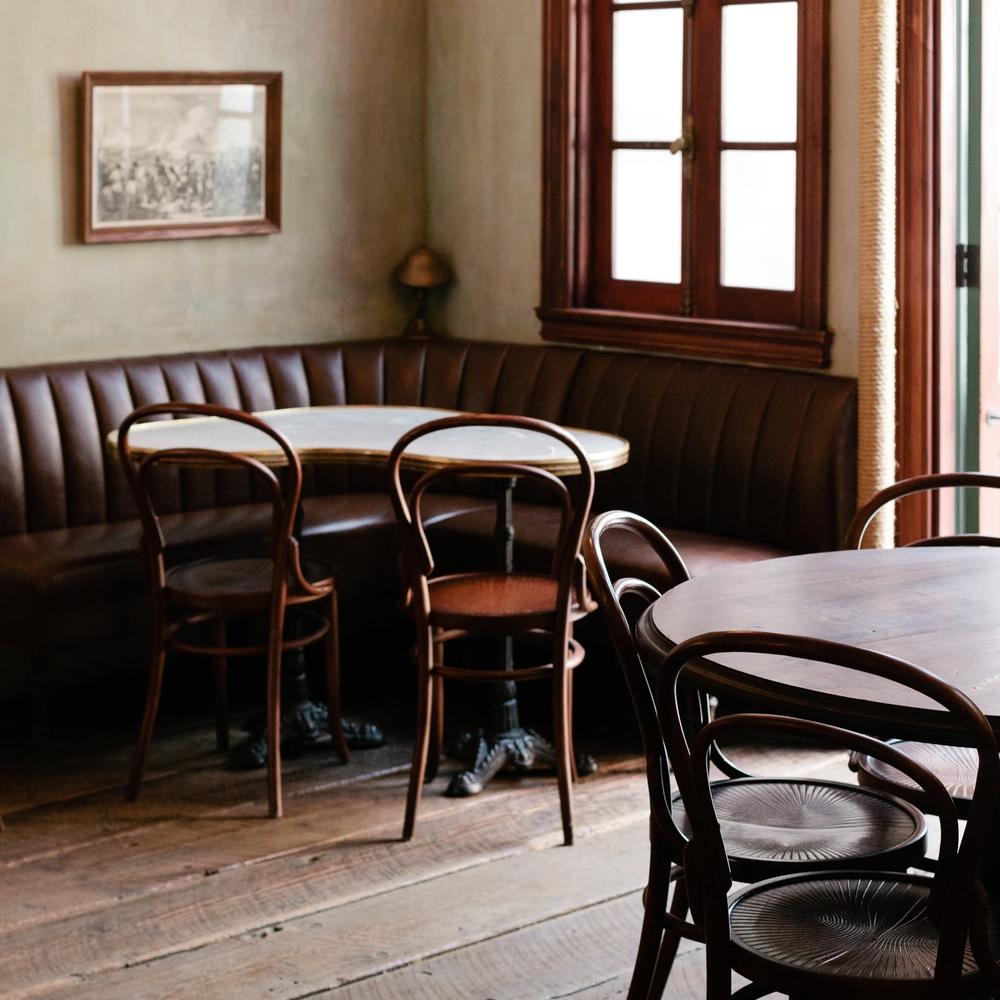 Restaurant Hardwood Floor Installation by ASA Flooring in Denver, CO