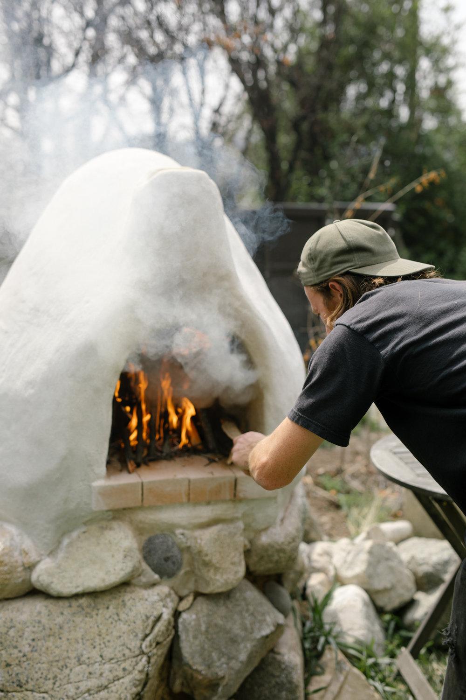 cob oven
