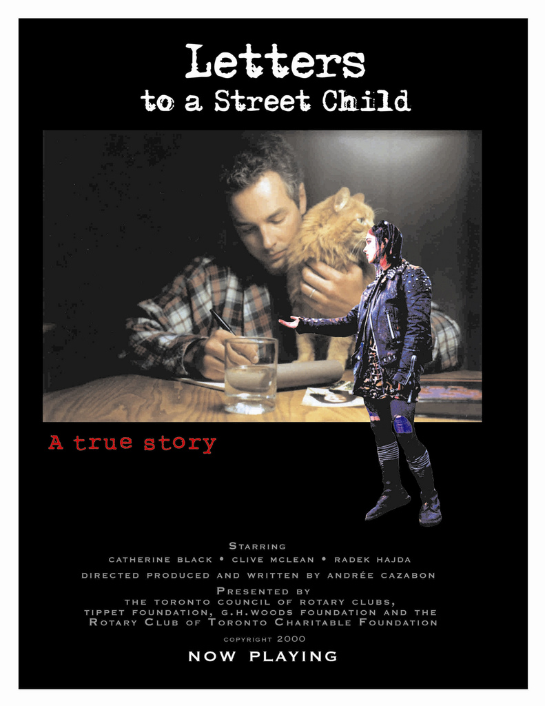Letters to a Street Child