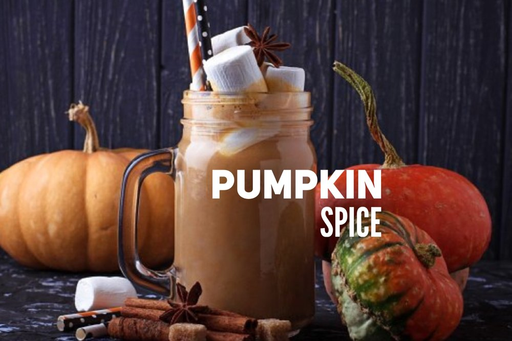 Fall calls for Pumpkin Spice everything!