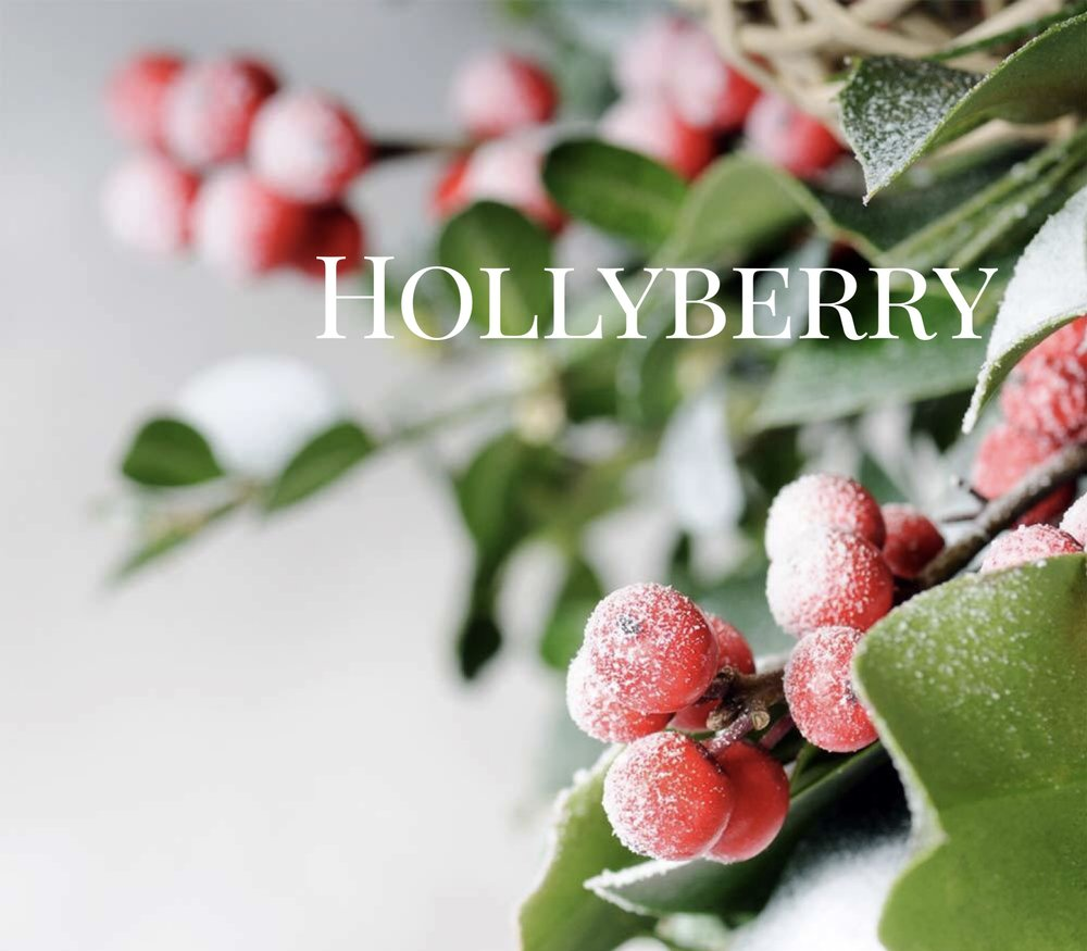 A festive blend of simmering bayberry, pine, cinnamon, clove and lemon rind