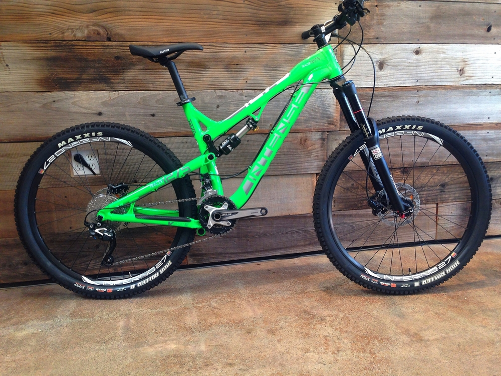 2015 Intense Tracer 275 Alloy