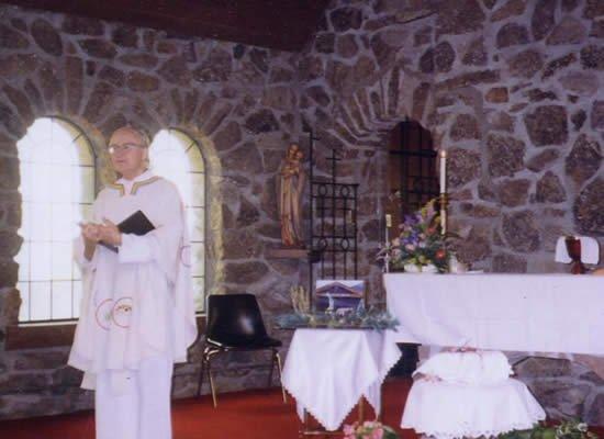 Father Robert Jerrard