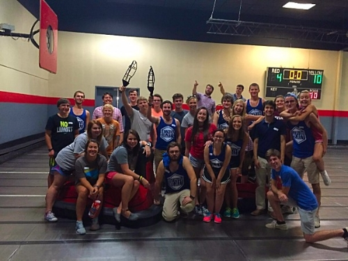 Post-WhirlyBall festivities
