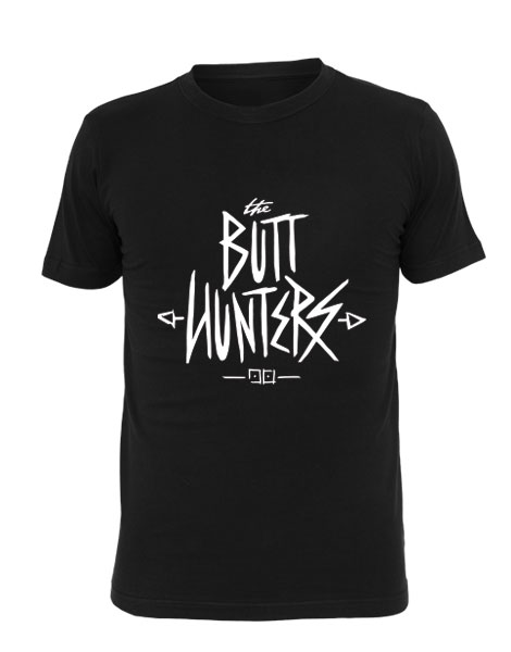 Butt Hunters - Logo Shirt   24,95 €
