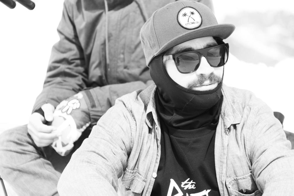 Dinar Galimov - Snowboard