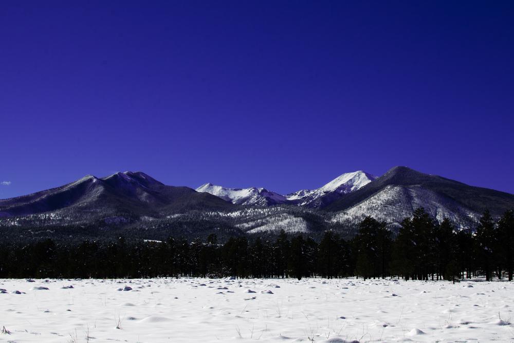 Purple Peaks