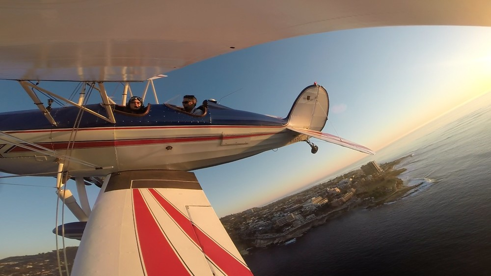 Fun time checking out the San Diego's Top Tourist Destination from the Sky!