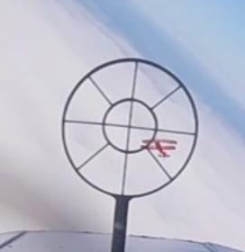 Air Combat San Diego Gunsight