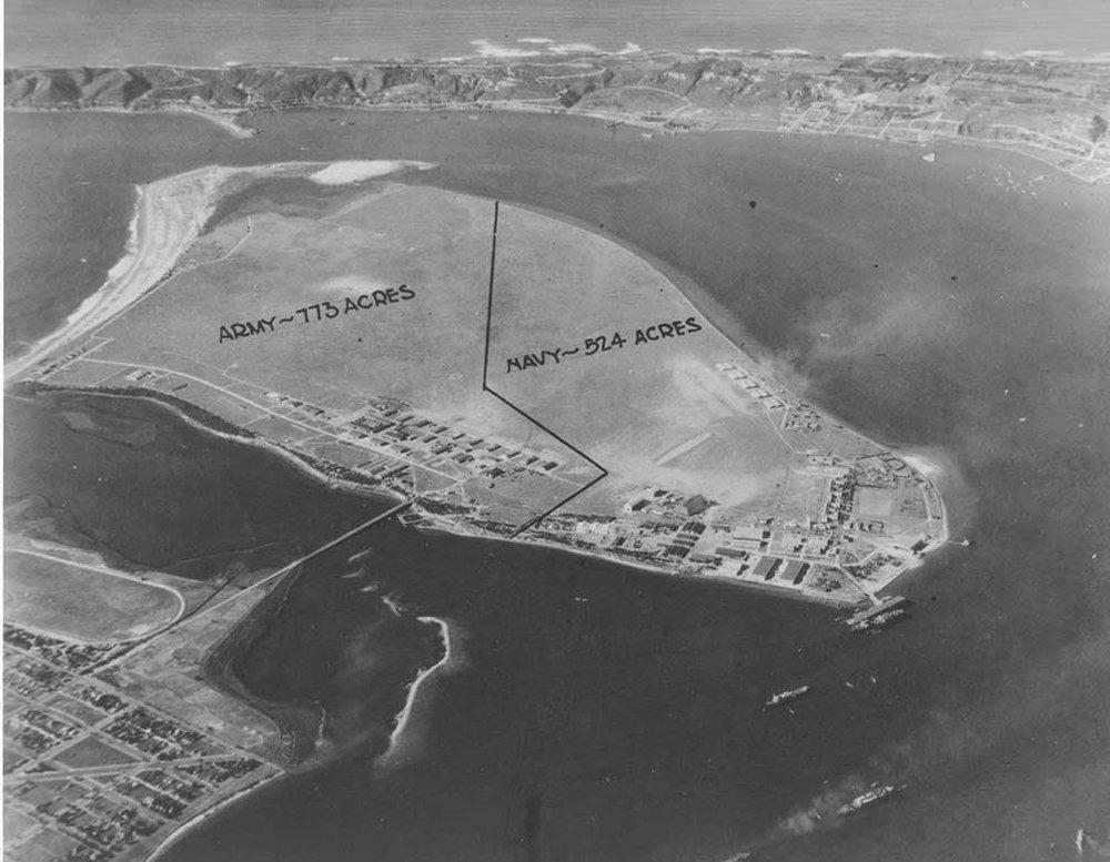 North Island before 1936