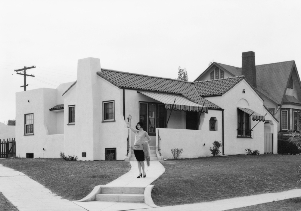 Historic photos view park conservancy for Historical homes in los angeles
