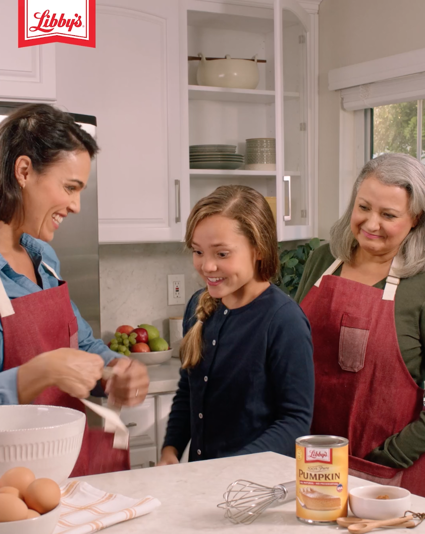 """LIBBY'S - """"APRON""""COMMERCIAL2018"""