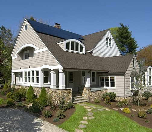 Read about this green renovation in Westport, CT