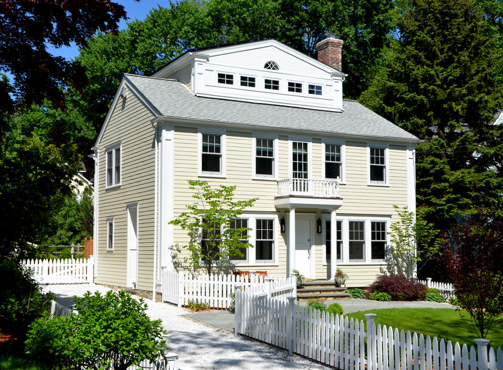See photos and specs for this LEED certified home in Darien, CT