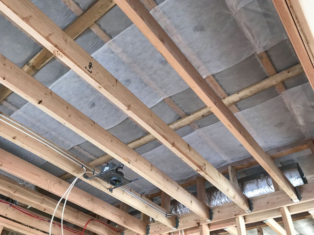 Dense-pack cellulose insulation