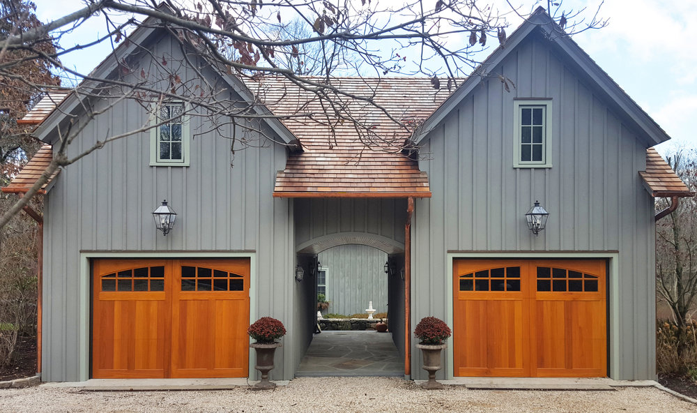 View more photos of the Double Carriage House addition in Ridgefield, CT
