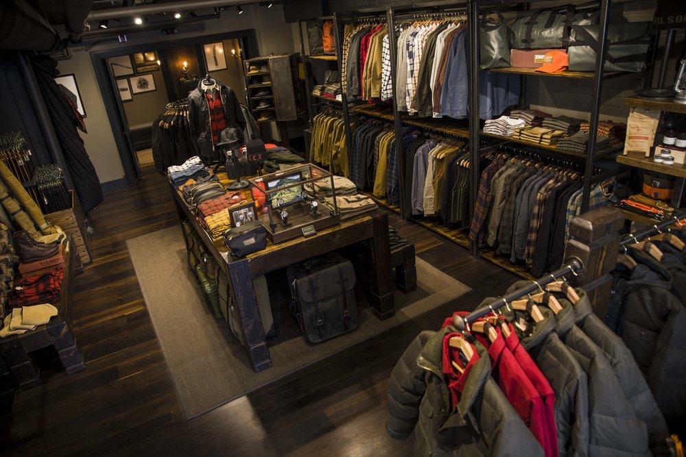 Filson Detroit - Spring Store Opening '17
