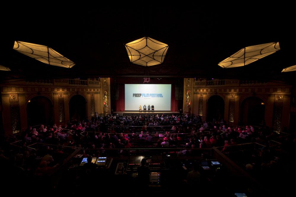 Freep Film Festival - Russian Five World Premiere '18