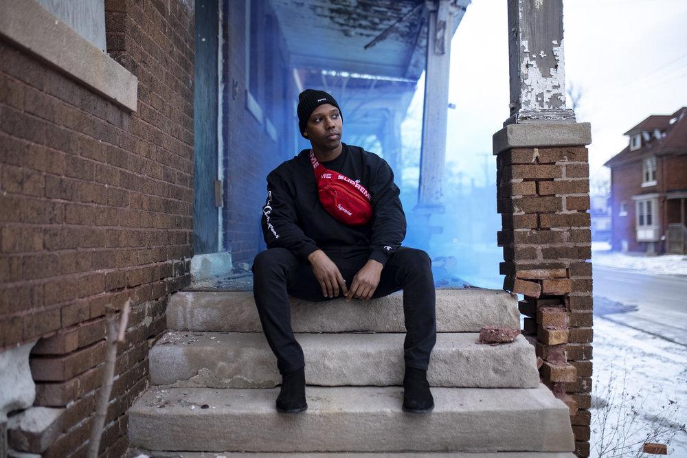 Brendon Lamar - Portfolio Building Spring '19