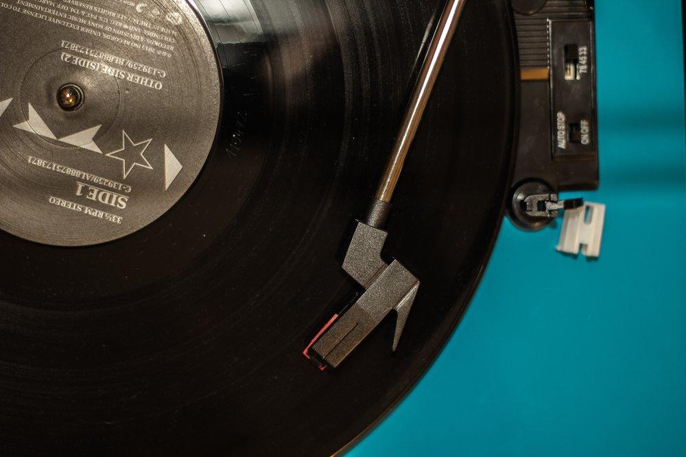 New On Vinyl -