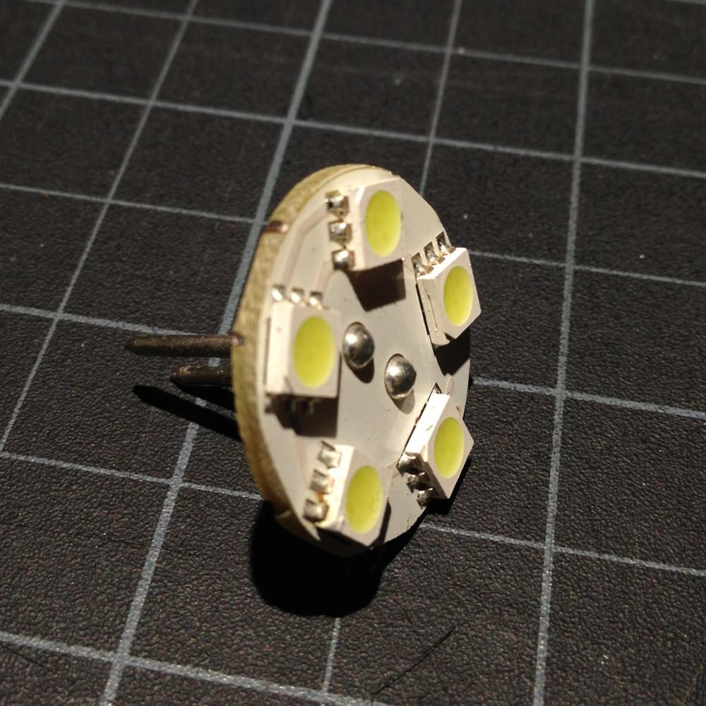 LED Disk