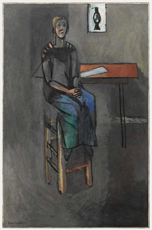 Henri Matisse - Woman on a Stool