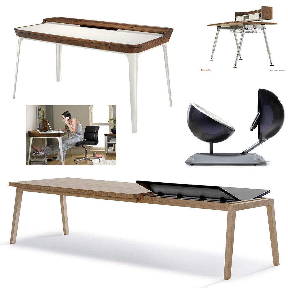 Desk 117 Concept David Hsu Design