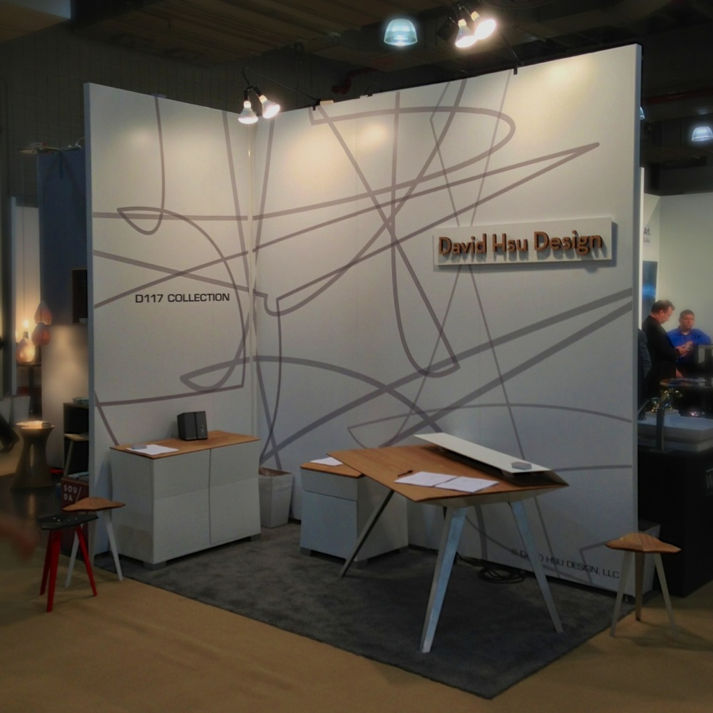 Our booth @ ICFF 2013