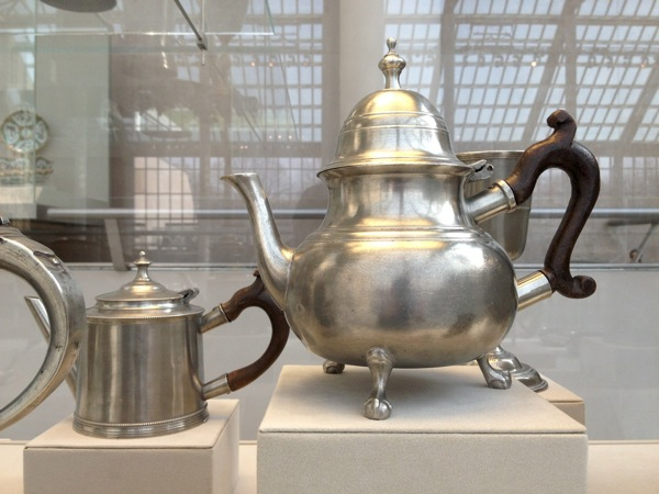 William Will's Teapot