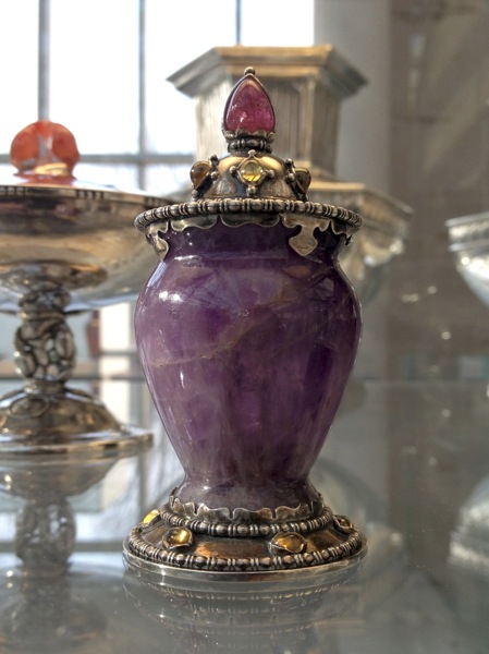 William E. Brigham's Urn