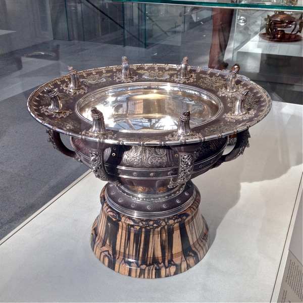 Tiffany's Viking Punch Bowl