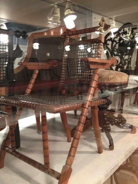Hungzinger's Arm Chair