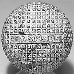 Coburn Haskell's Golf Ball