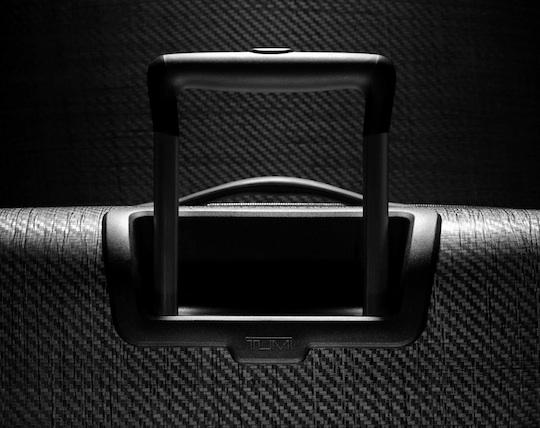 Tumi Tegra-Lite Closeup