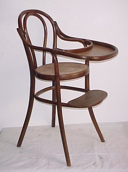 Thonet High Chair