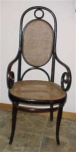 Thonet Chair nr.17