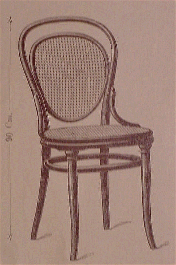 Thonet Chair nr.7