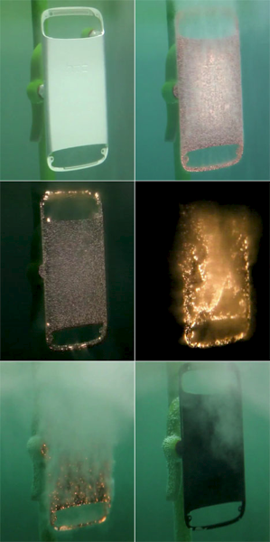 HTC Micro Arc Oxidation