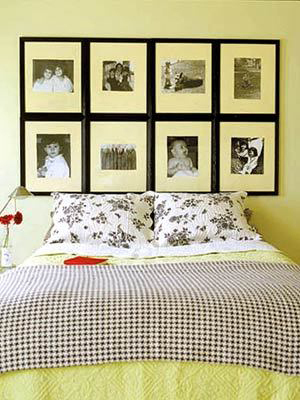 Framed Photo Bedboards